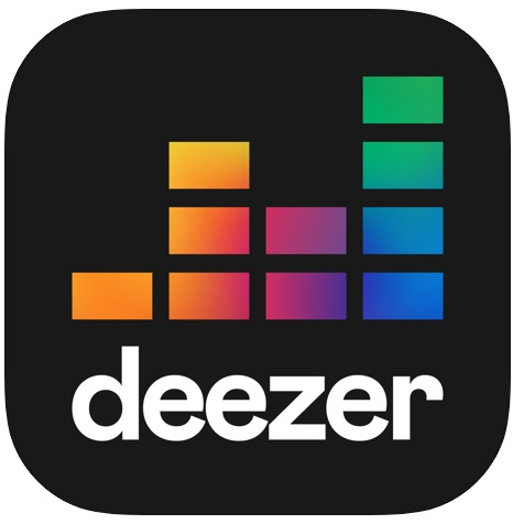 Deezer music streaming app