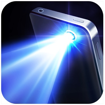 Flashlight brightness enhancer app