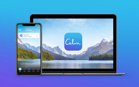Calm App: How Can It Help You When Stressed (App Review)