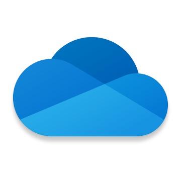 Microsoft Onedrive cloud storage app