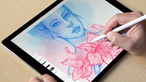 Adobe Photoshop Sketch as one of the best Procreate alternatives