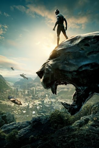 Download Black Panther On The Statue Wallpaper Cellularnews