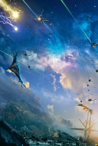 03 guardians of the galaxy background space battle