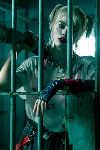 Download Birds Of Prey Harley Quinn Behind Bars Wallpaper Cellularnews