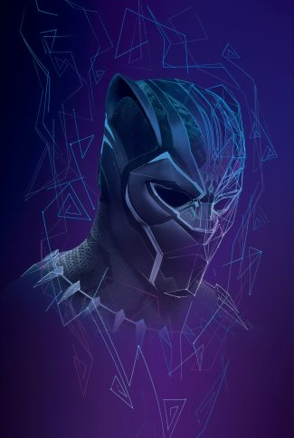 Download Black Panther Futuristic Wallpaper Cellularnews