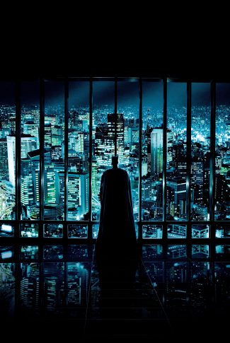 Download The Dark Knight Batman And Gotham City Wallpaper Cellularnews