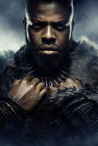 Download Black Panther Character Poster M Baku Wallpaper Cellularnews