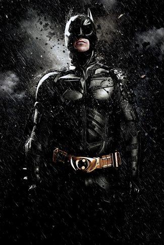Download The Dark Knight Rises In Rain Batman Wallpaper
