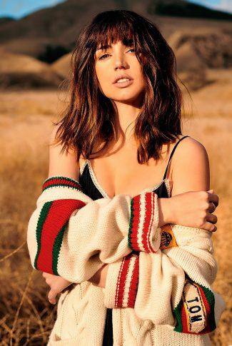 Download Ana De Armas Sexy In Wool Wallpaper Cellularnews