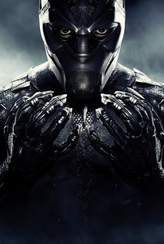 Download Black Panther Character Poster Wallpaper Cellularnews