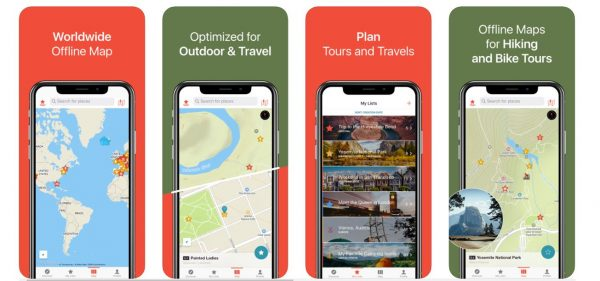 CityMaps2Go Travel Apps