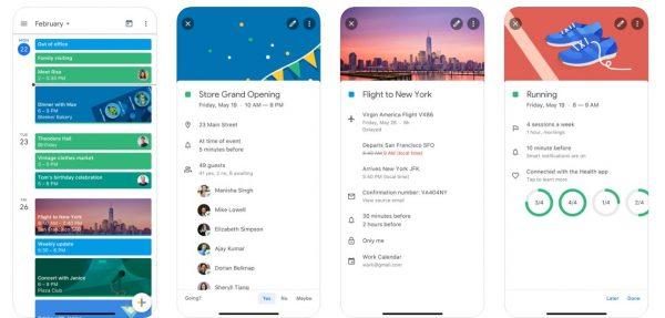 Google Calendar Time management apps