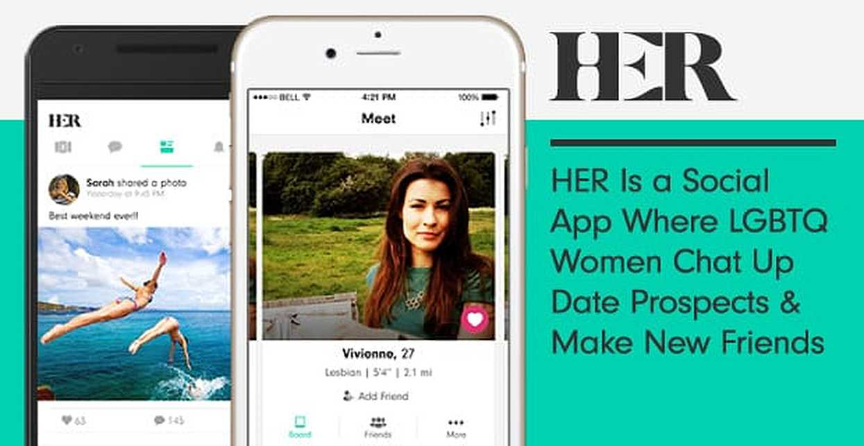 HER: The LGBTQ+ Dating App That Rocks