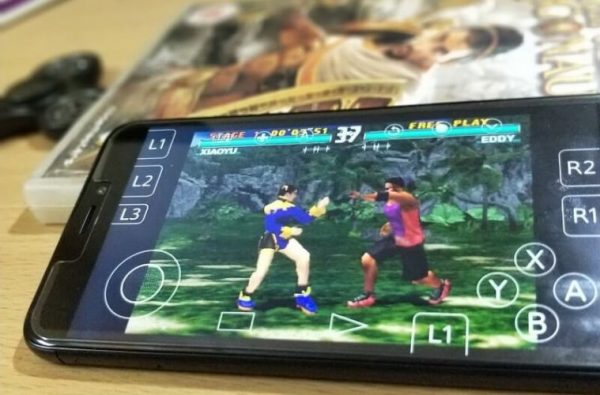 Tekken Emulator