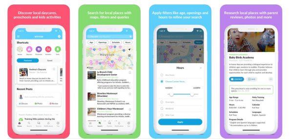 Winnie Travel Apps