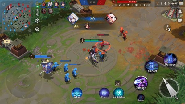 The Whats and Hows of Onmyoji Arena: A Beginner's Guide