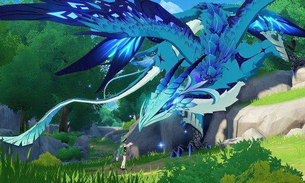 Genshin Impact Dragon