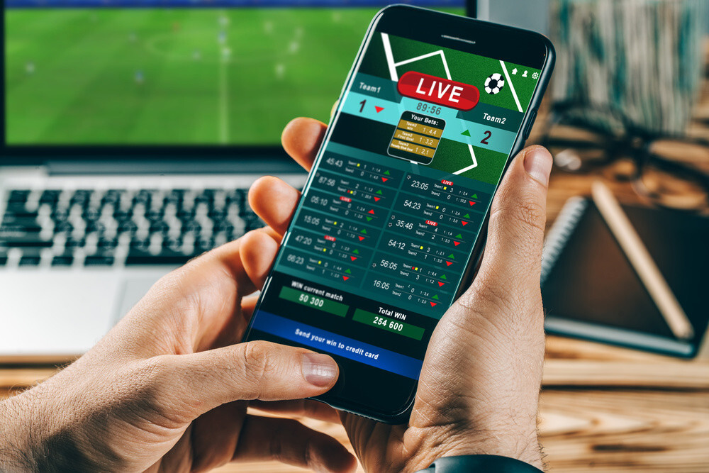 Best app to bet on sports games