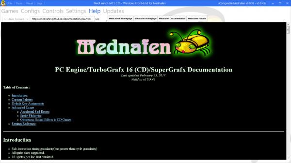 Mednafen Emulator